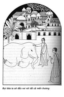 Tiếng rú của con voi chúa