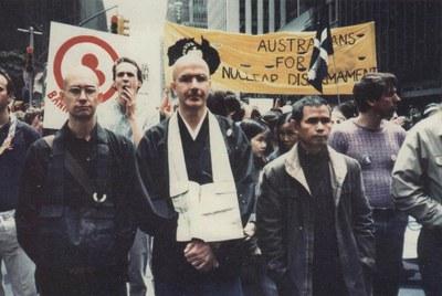 Diễn hành New York 1982