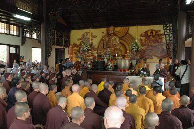 2007 02 27 thiền viện Trúc Lâm