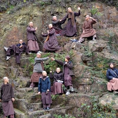 HongKong monastic