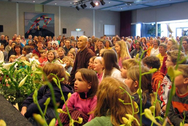 Thầy và trẻ em Hà Lan 2006