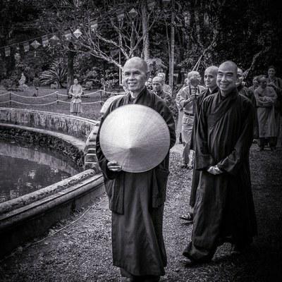 Sư ông và Sư Thúc