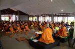 Lễ truyền đăng tại Làng Mai Thái Lan.1