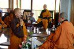 Lễ truyền đăng tại Làng Mai Thái Lan.4