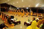 Lễ truyền giới khất sĩ nữ tại Làng Mai Thái Lan