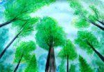 Rừng cây ý thức