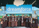 Tăng đoàn Làng Mai tại Dreamforce