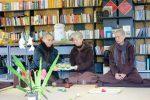 Thiền trà nghi lễ 2