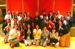 Quý thầy, quý sư cô đã chia sẻ về thực tập chánh niệm tại các văn phòng Salesforce ở Tokyo, Nagoya và Osaka.