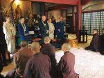 Tại chùa Honnoji