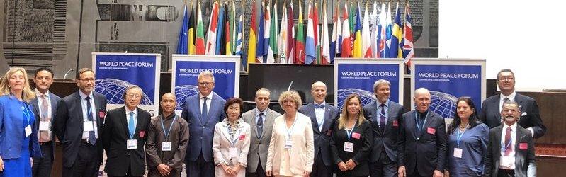 Giải thưởng Hoà bình Luxembourg được trao cho Thiền Sư Thích Nhất Hạnh